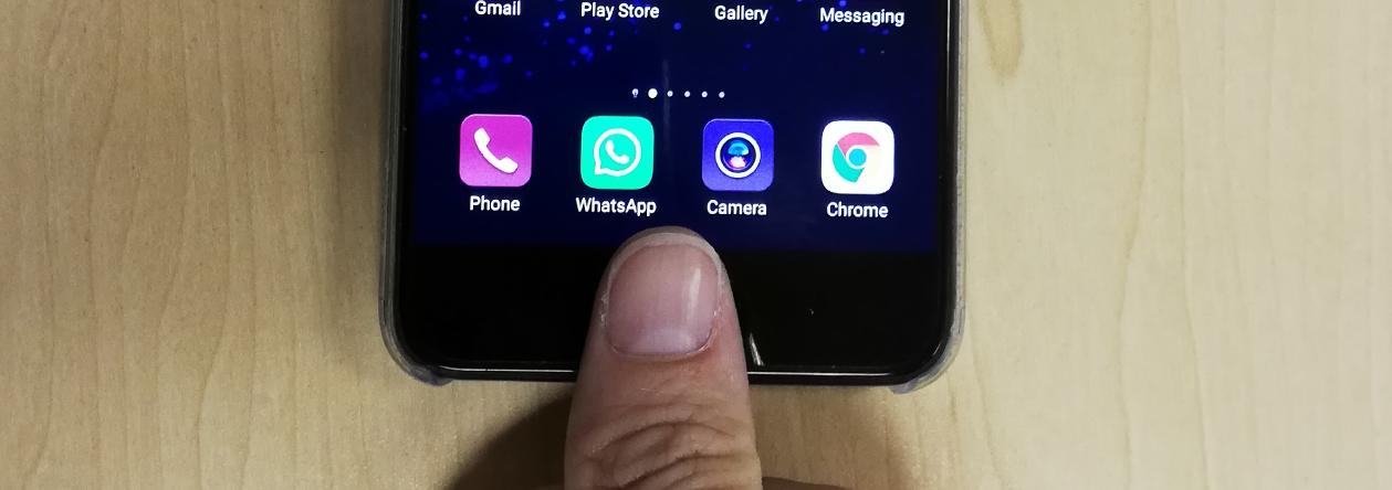Fingerprint Authentication as example of API