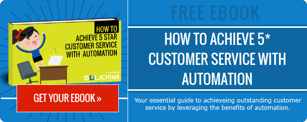 How to Achieve 5 Star Customer Service with Automation