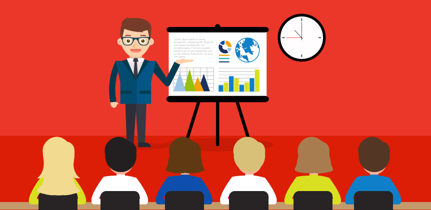 improve your data presentation skills with these 6 tips infographic